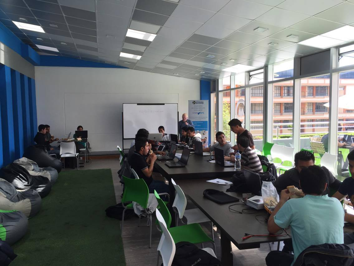Grupos Participantes del Hackathon